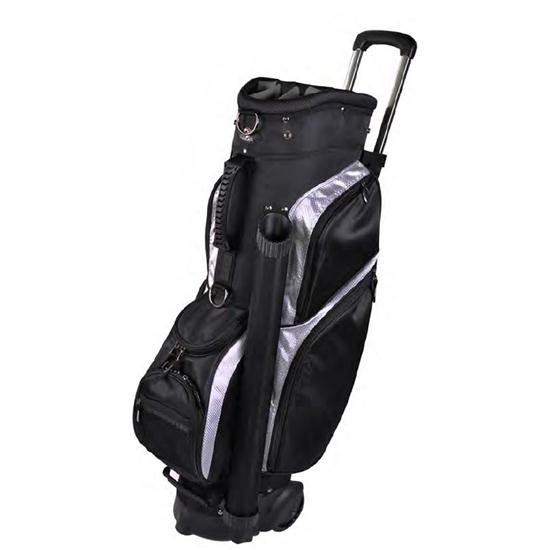 RJ Sports Wheeled Cart Bag