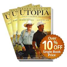 Seven Days in Utopia Book - 10 Pack