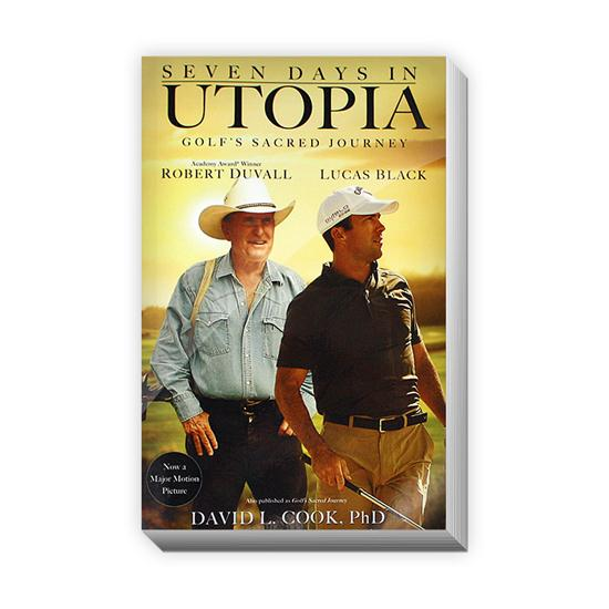 Seven Days in Utopia Book