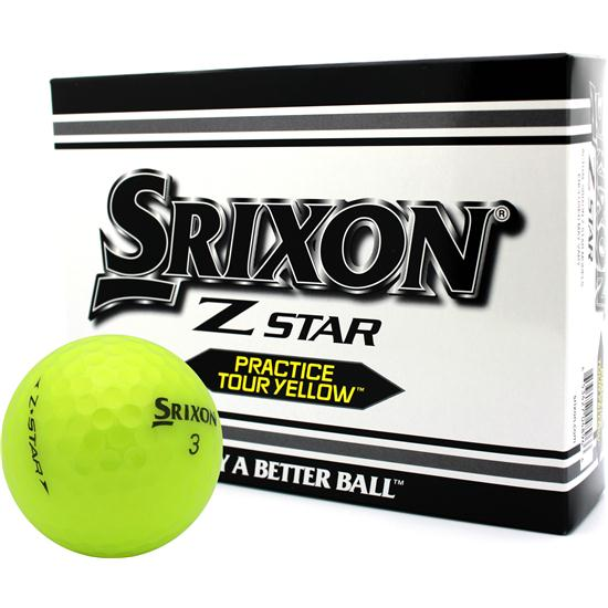 Srixon Z Star Tour Practice Golf Balls