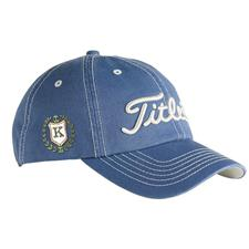 Titleist Custom Logo Unstructured Contrast Stitch Hat