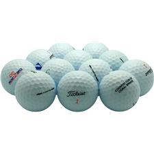 Titleist Velocity Logo Overrun Golf Balls - 2012 Model