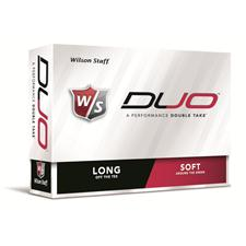 Wilson Staff Duo Photo Golf Balls