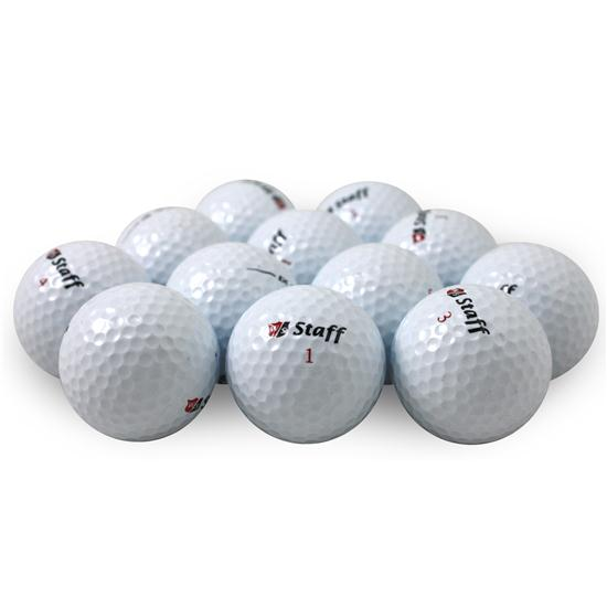 Wilson Staff X1 Golf Balls
