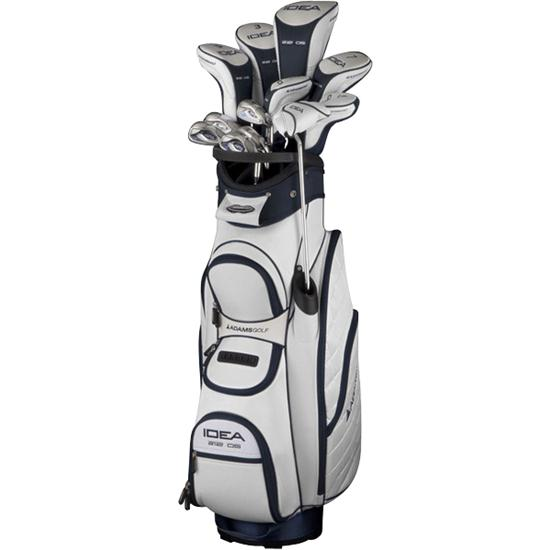 Adams Golf IDEA a12OS Premium Complete Set for Women