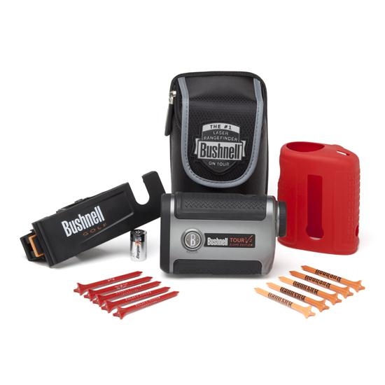 Bushnell Tour V2 Slope Edition Rangefinder Patriot Pack