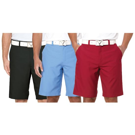 Callaway Golf Men's Flat Front Shorts