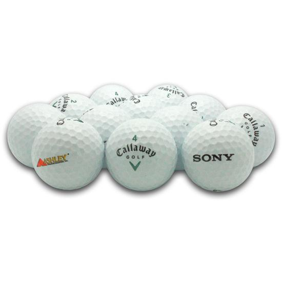 Callaway Golf HX Hot Bite Logo Overrun Golf Balls