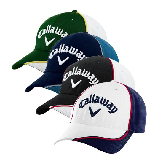 Callaway Golf Men's Tour Strike Adjustable Hat
