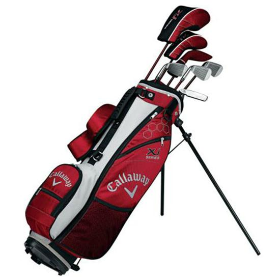 Callaway Golf XJ Series 8-Piece Junior Set
