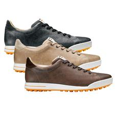 Ecco Golf Men's Golf Street Premier Suede Shoes