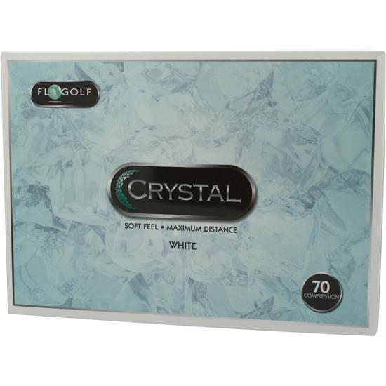 FL Golf Crystal Golf Balls