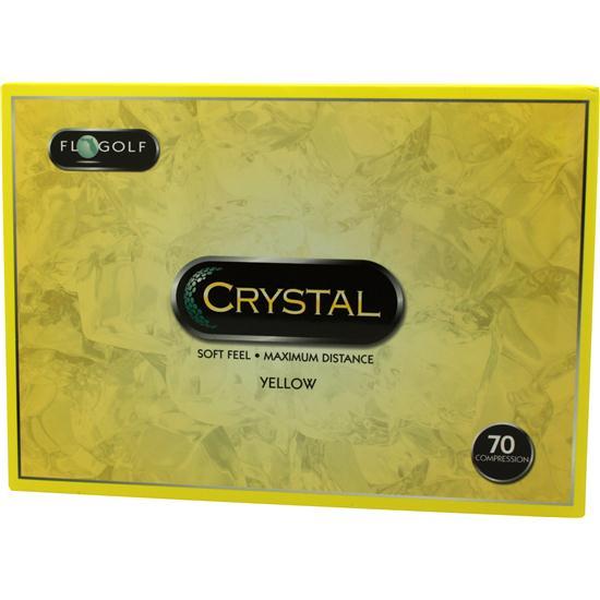 FL Golf Crystal Golf Balls