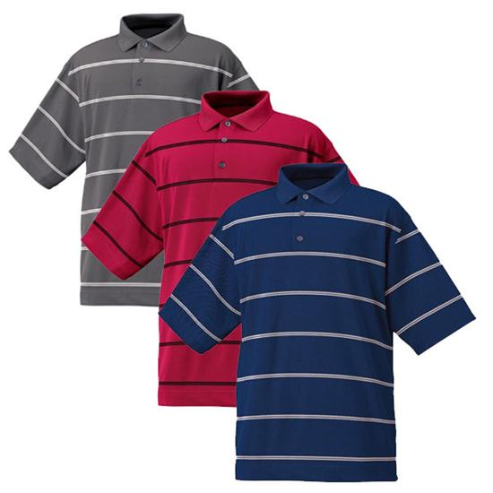 FootJoy Men's Stretch Lisle Stripe Shirt