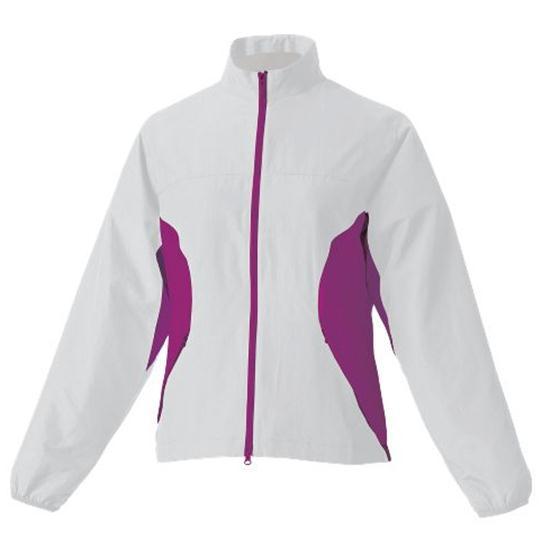 Footjoy women 39 s logo performance full zip windshirt for Footjoy shirts with titleist logo