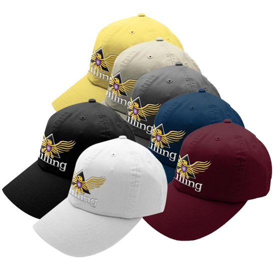 Greg Norman Men's Classic Solid Logo Hat
