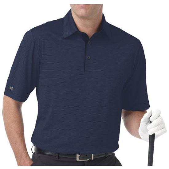 Greg norman men 39 s ml75 fine line stripe polo for Greg norman ml75 shirts