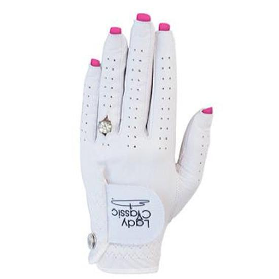 Lady Classic Nail Cut - Golf Glove