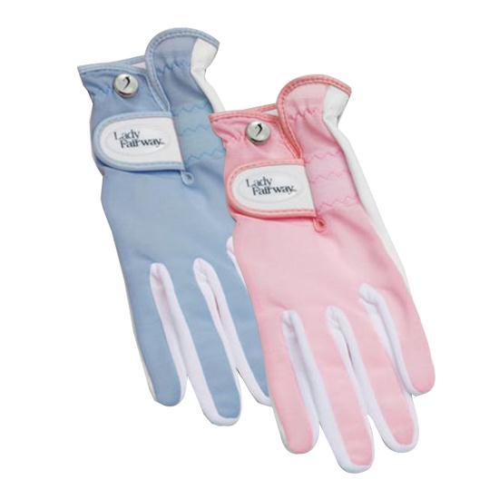 Lady Fairway TanThru Full Length Golf Gloves for Women
