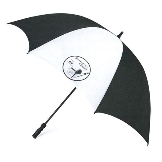 Logo Golf Sport Golf Umbrella- 68 Inch Arc Size