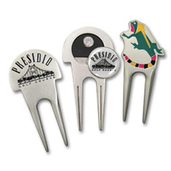 Logo Golf Royal Divot Tool