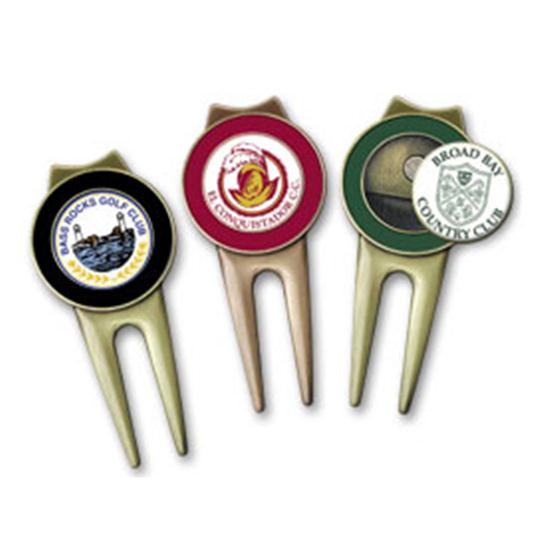 Logo Golf Spectrum Divot Tool