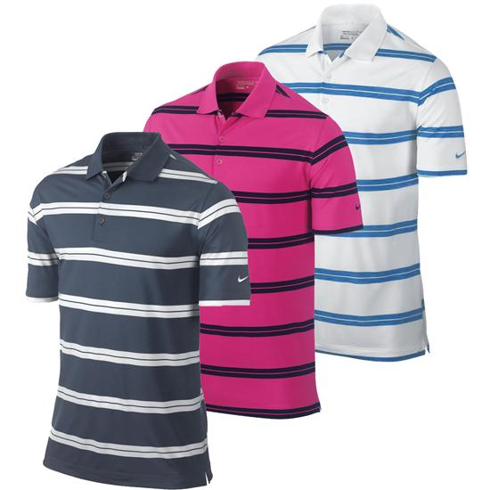 Nike Men's Bold Stripe Polo