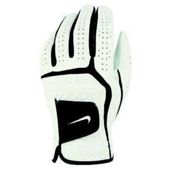 Nike Junior Dura Feel VI White Golf Glove