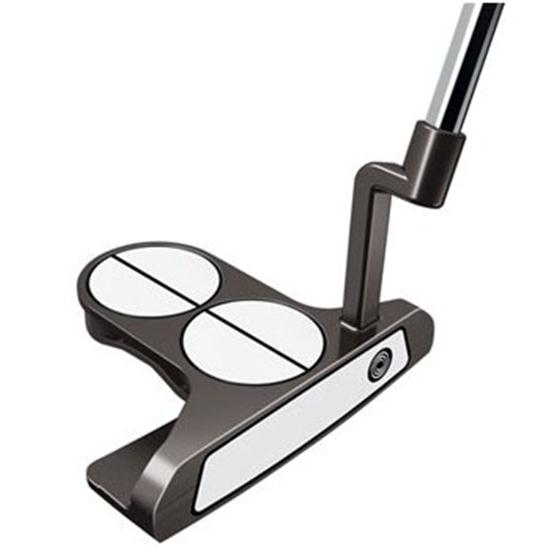 Odyssey Golf White Ice 2 Ball Blade Lined Putter