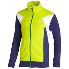Puma Men's Colorblock Track Jacket