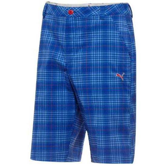 Puma Men's Plaid Tech Bermudas Short