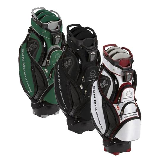 Sun Mountain C-135 Cart Bag - 2011 Model