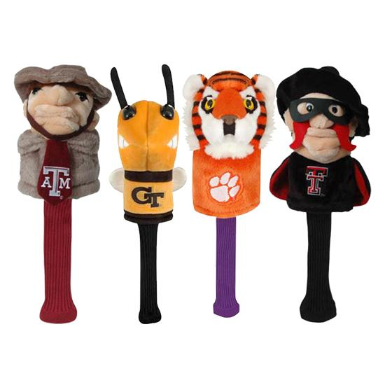 Team Effort Collegiate Mascot Head Cover
