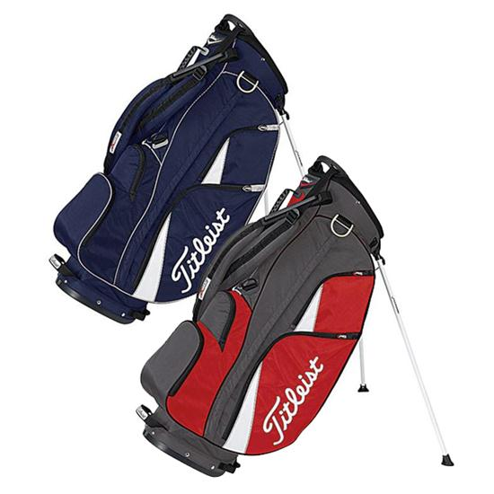 Titleist 14 Way Stand Bag - 2011 Model