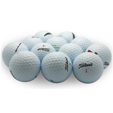 Titleist DT SoLo Logo Overrun Golf Balls - 2012 Model