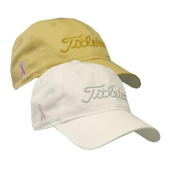 Titleist Men's Pink Ribbon Caps