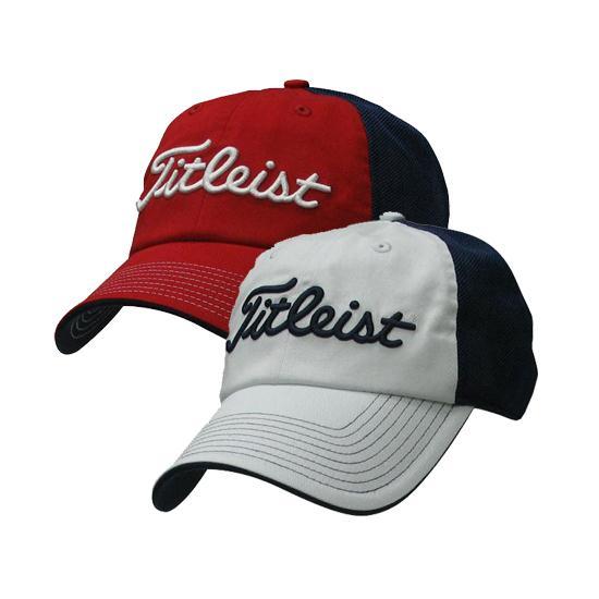 Titleist Men's Soft Mesh Golf Hats
