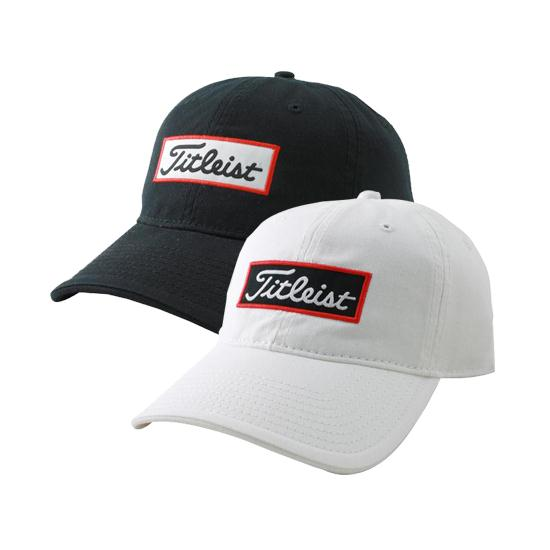 Titleist Men's Woven Label Hat