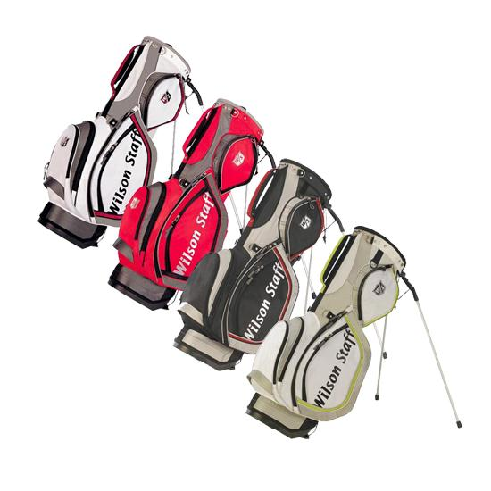 Wilson Staff Tour Carry Bags