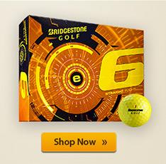 Price Drop on Bridgestone e-Series Golf Balls