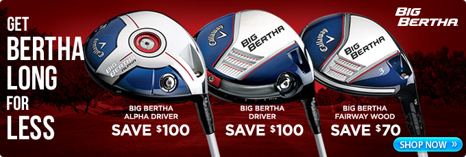 Callaway Big Bertha Price Drop - Shop Now