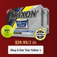 Q Star Tour Yellow