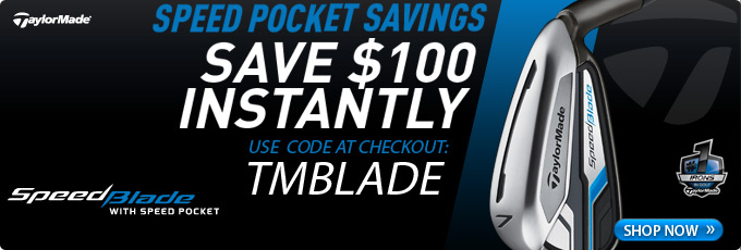 Taylor Made SpeedBlade/Rocketbladez - Instant Rebate Offer
