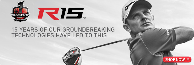 Taylor Made R15 Clubs - Shop Now!