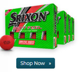Srixon Soft Feel Brite Red Golf Ball Buy 3 Get 1 Free