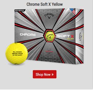 Chrome Soft X Yellow
