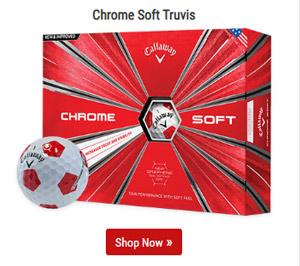 Chrome Soft Truvis Red