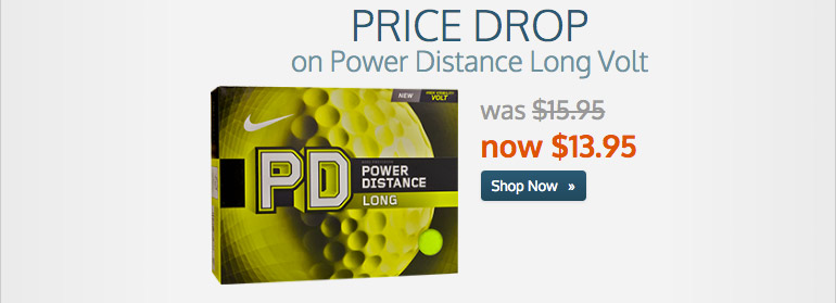 Price Drop on Power Distance Long Volt