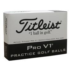 Titleist Pro V1x Practice Golf Balls