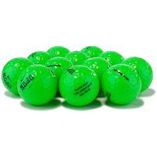 Nike Mojo Lucky #7 Green Logo Overrun Golf Balls